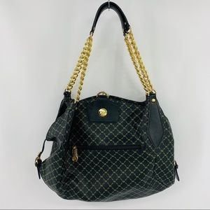 Rioni Moda Italia Shoulder Bag with Chain Straps